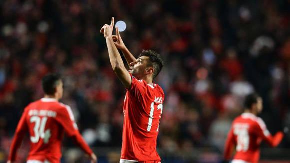 Jonas marcó un gol muy importante en el min. 91. Foto: AFP.