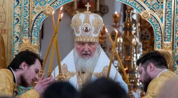 Patriarca de la Iglesia Ortodoxa rusa visita a Paraguay