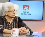La periodista Susana Lee, fundadora de Granma, una de los tres merecedores del Premio Nacional de Periodismo 2016. Foto Roberto Garaicoa/Cubadebate.