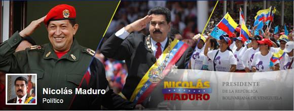 Maduro-facebook