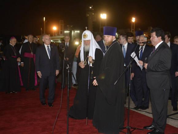 Patriarca de la Iglesia Ortodoxa rusa concluye hoy visita a Paraguay