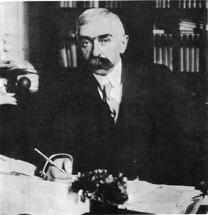 Pierre de Fredy barón de Coubertin