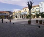 Plaza Vieja en el Centro Histórico de La habana. Foto Wilfredo Rodríguez Ortega / Cubadebate