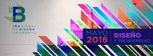 La Bienal de Diseño de La Habana esta llegando