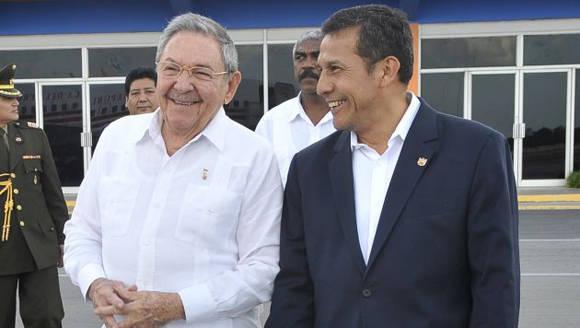 Presidente visitará la isla del martes 16 al viernes 19 de febrero, accediendo de esta manera a la invitación que le cursó el presidente Raúl Castro. Foto: Tomada de peru21.pe (Archivo)