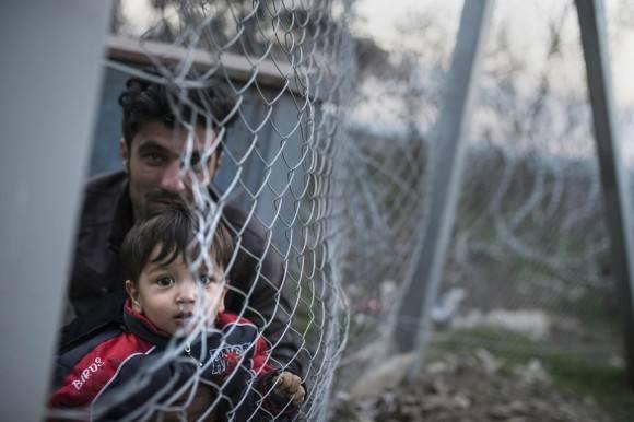 Foto: Robert Atanasovski / AFP / Getty Images.