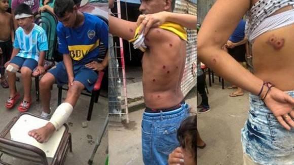 Represión Argentina