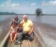 Rumbo al municipio selvático Atabapo. Foto cortesía del autor.
