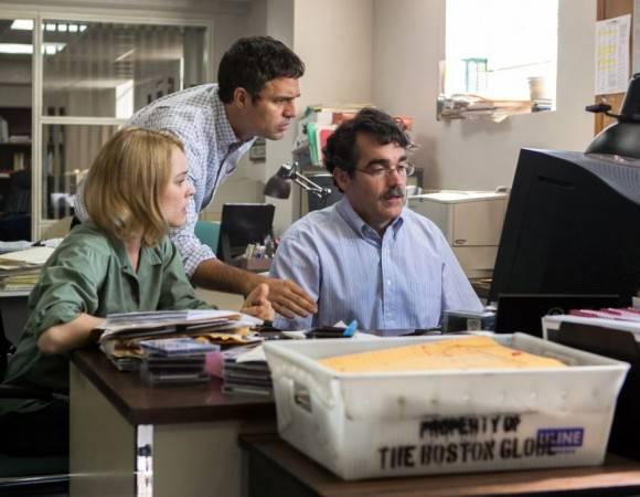 Spotlight, la mejor película del 2015 para la Academia