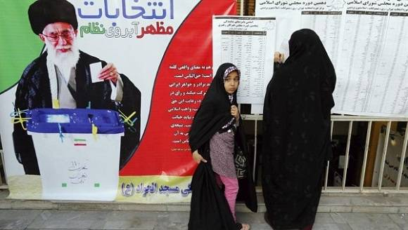 Teheran poartidos Rouhani