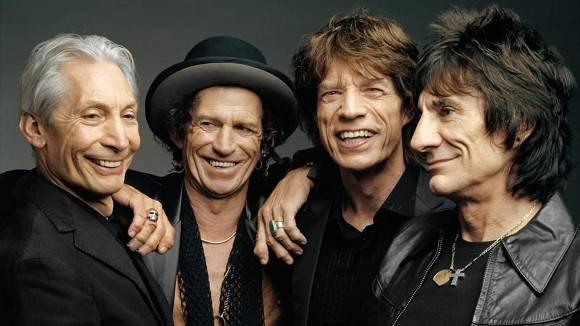 The Rolling Stones. Foto tomada de radiomitre.cienradios.com.