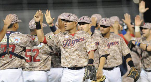 Los venezolanos Tigres de Aragua derrotaron 3-1 a los cubanos Tigres de Ciego de Ávila.