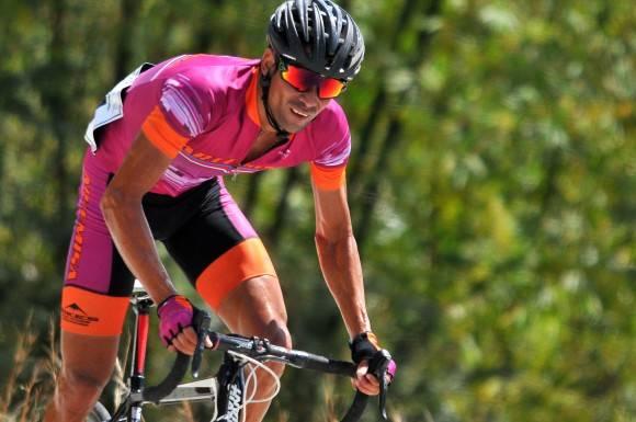 7ma etapa Clásico Ciclístico-Ciego-Topes de Collante Ganador Jose Mojica Artemisa. Foto: Ricardo López Hevia