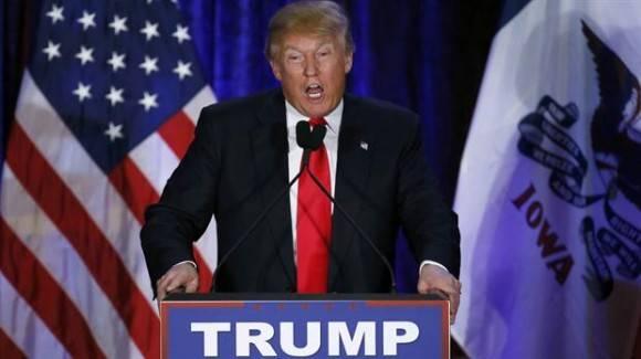 Donald Trump.Foto: Reuters.