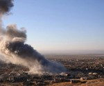 Turquía bombardea a los kurdos