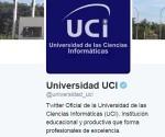 UCI cuenta de Twitter verificada