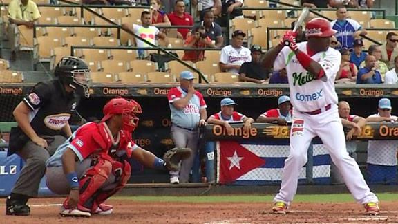 Cuba se marcha con un pésimo balance de carreras: 9 a favor por 33 en contra.