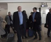 Ministro cubano de Comercio Exterior llega a Washington. Foto: Ismael Francisco/ Cubadebate