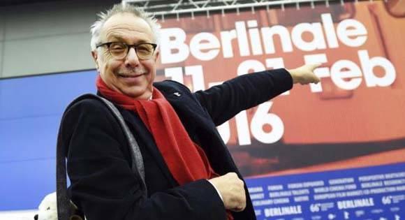 El director del festival, Dieter Kosslick. Foto: Jens Kalaene / EFE
