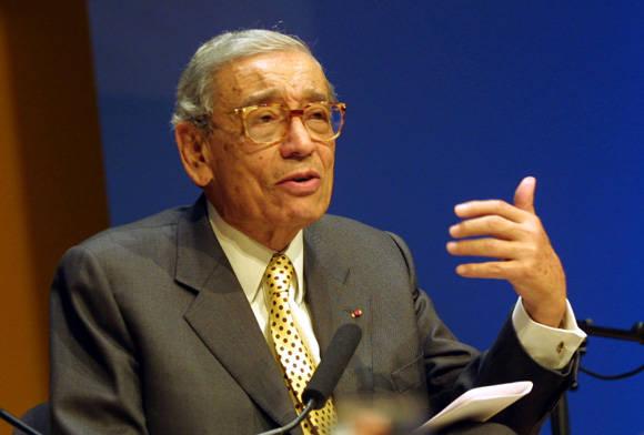 Boutros-Ghali, un diplomático y político egipcio, fue el sexto secretario general de la ONU y su período abarcó desde enero de 1992 hasta diciembre de 1996. Foto: Archivo.