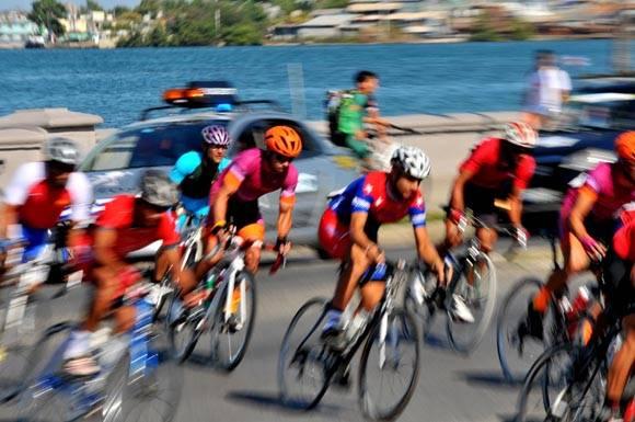 Octava etapa de circuito Cienfuegos. Foto. Ricardo López Hevia.