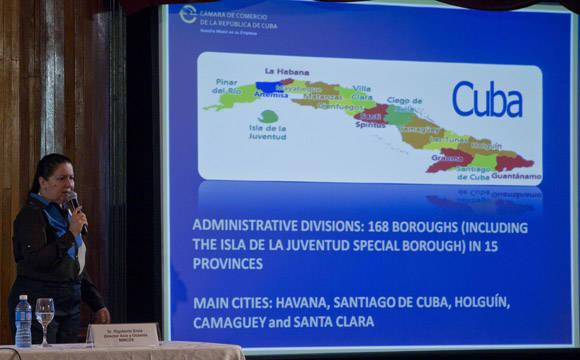 Foro de Negocios Cuba-Australia. Foto. Ismael Francisco/Cubadebate.