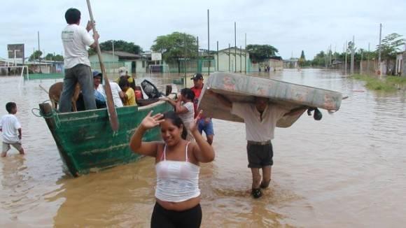 Consecuencias del fenómeno climatológico El Niño: Foto tomada de peru21.pe