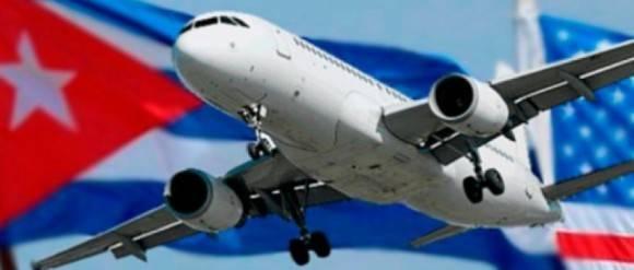 Firmarán el martes Cuba y EEUU acuerdo sobre vuelos regulares entre ambos países