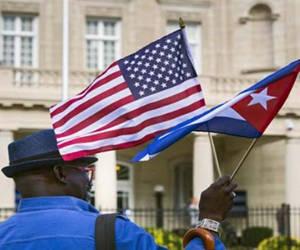 El 73 % de los demócratas tiene una imagen positiva de Cuba, pero sólo el 34 % de los republicanos. Foto: EFE.