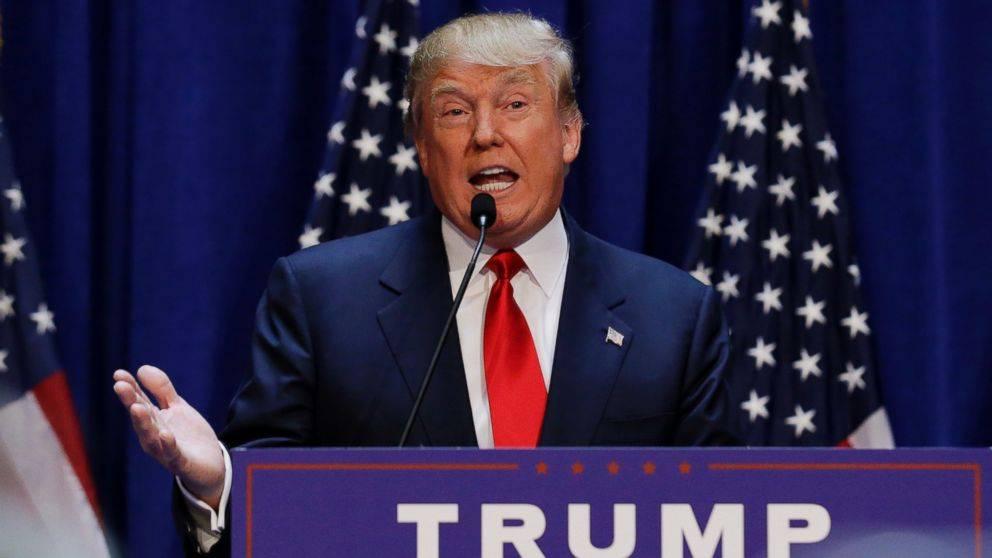 Trump alcanza cifra necesaria para nominación republicana