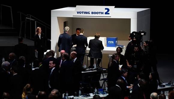 Los 209 miembros de la FIFA se reunirán en Zúrich, tras ser convocados a participar en el Congreso Extraordinario del organismo. Foto: FIFA