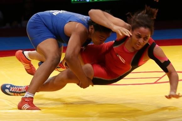 Cuba acumula cuatro medallas en Panamericano de Lucha.