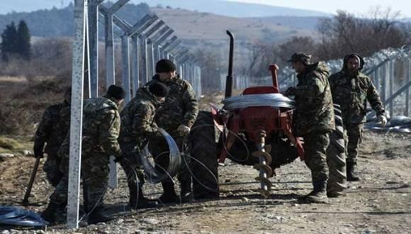 Cifras oficiales estiman que más de 700 mil refugiados atravesaron Macedonia en su trayecto hacia Europa Occidental.