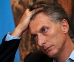 Macri continúa perdiendo popularidad. Foto: Archivo.