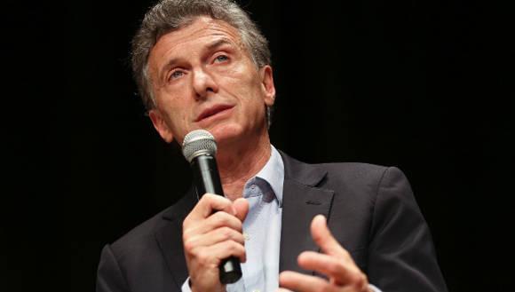 El presidente Mauricio Macri fue quien impulsó el pago a los fondos buitres. Foto: EFE/ Archivo.