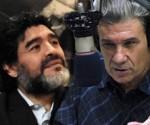 El astro del fútbol argentino Diego Armando Maradona y Victor Hugo opinaron sobre la elección de Infantino como presidente de la FIFA. Foto: Archivo