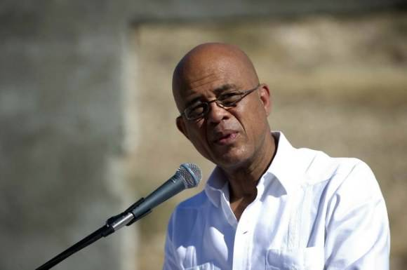 Michel Martelly. Foto: Archivo.