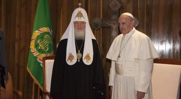Cuba: sede de histórico encuentro entre el papa Francisco y patriarca Kirill