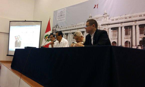 Basilio Gutiérrez, Vicepresidente del Instituto Cubano de Amistad con los Pueblos. Foto: Rubén Abelenda.