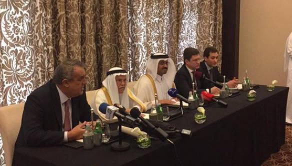 Venezuela, Arabia Saudita, Catar y Rusia acordaron este martes congelar la producción de petróleo para estabilizar los precios. Foto: AVN.
