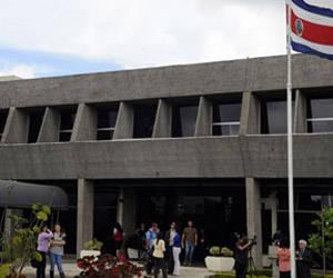 Presidencia de Costa Rica.