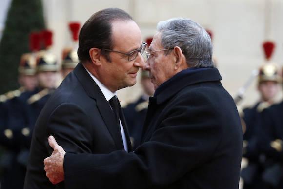 Cuba y Francia, camino del fortalecimiento de las relaciones