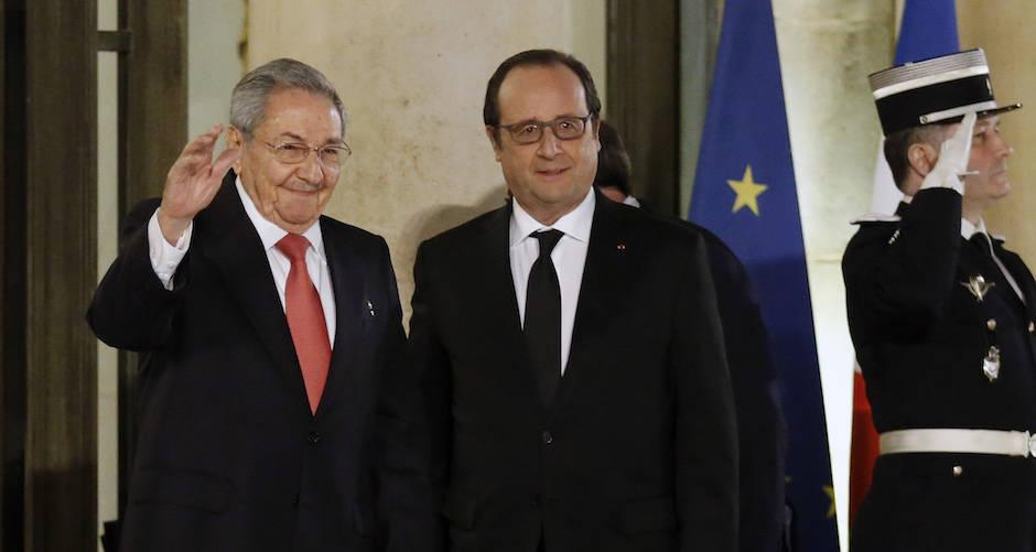 Expresan voluntad de  incrementar cooperación gobiernos de Francia y Cuba