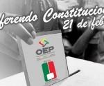 El objetivo de este referéndum será la aprobación o rechazo del proyecto constitucional para permitir al presidente o vicepresidente del Estado Boliviano a postularse nuevamente a una elección.