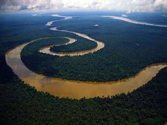 Por años se creyó que el Nilo era el río más alto, pero se demostró que el mérito le corresponde al Amazonas. Foto tomada de Flirck.