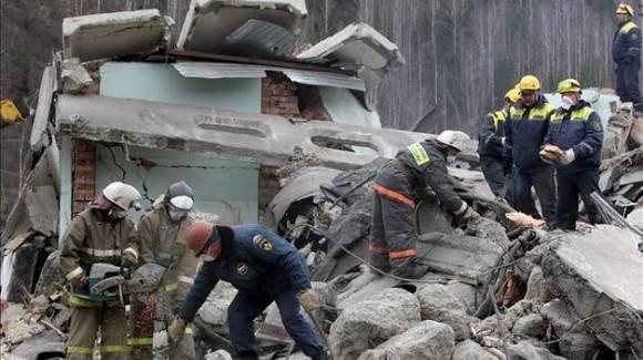 Duelo en Vorkutá, Rusia, por explosiones mineras que provocan 36 fallecidos