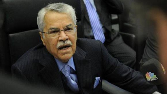 El ministro de Petróleo de Arabia Saudí, Alí Al Naimi. Foto: EFE/Archivo