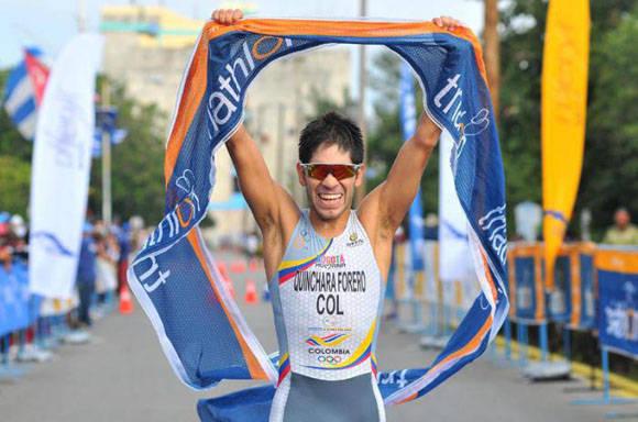 Colombia ganó entre los hombres. Foto. Ricardo López Hevia/Granma.