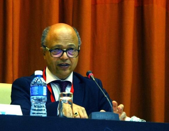 David Atchoarena. Foto: Agustín Borrego/Trabajadores/Cubadebate.