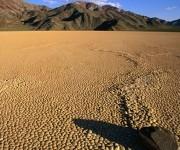 El Valle de la Muerte, en el oeste de los EE.UU., es el lugar donde se ha registrado la temperatura más alta del planeta. Foto: Getty Images.